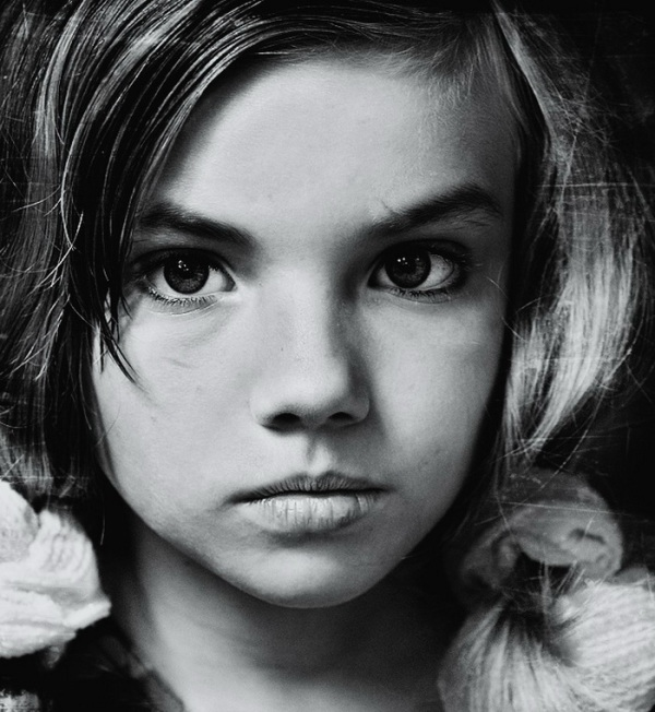 Портрет по фотографии.
