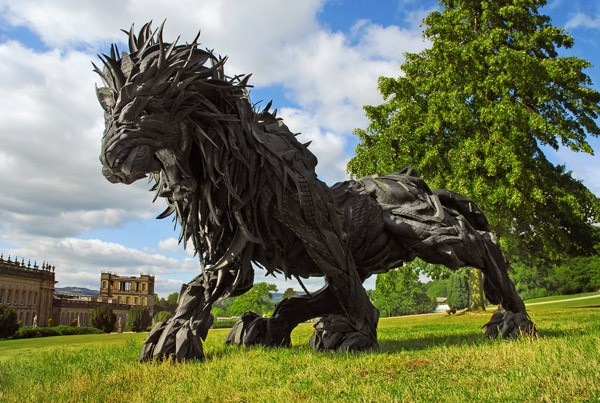 Выставка Beyond Limits — монументальная скульптура