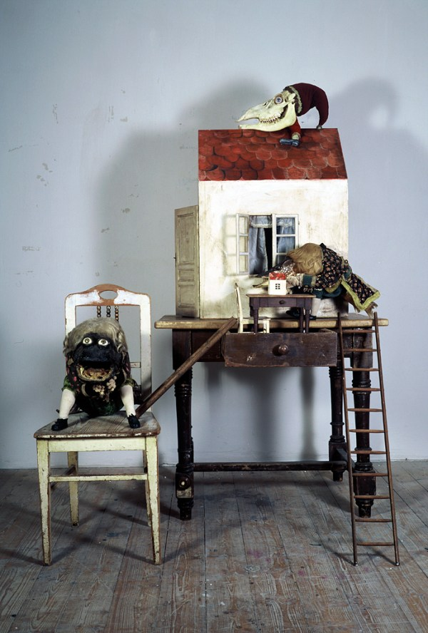 Авторская выставка в Центре современной культуры «Гараж»