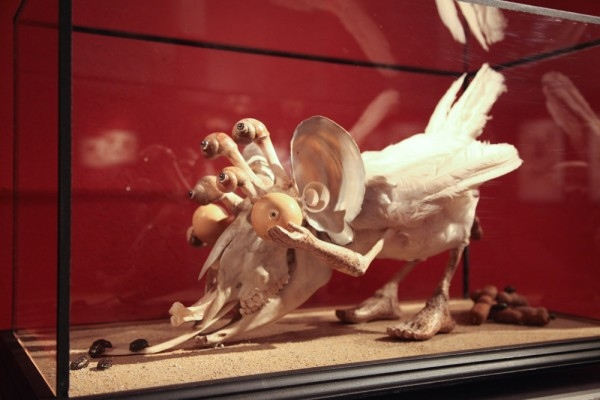 Выставка Яна Шванкмайера