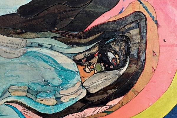 Выставка Ellen Gallagher в знаменитой лондонской галереи современного искусства.